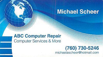 Michael Scheer Computer Services